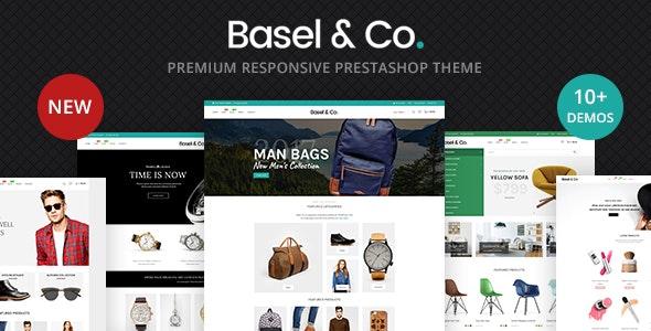 Basel - Multipurpose Prestashop 1.7 eCommerce Theme - Shopping PrestaShop