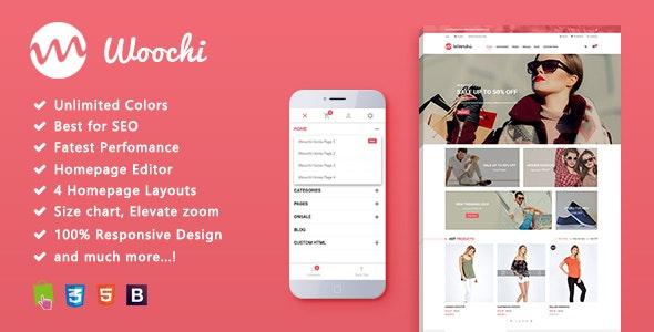 Woochi - Fashion Prestashop 1.7 Theme - Fashion PrestaShop