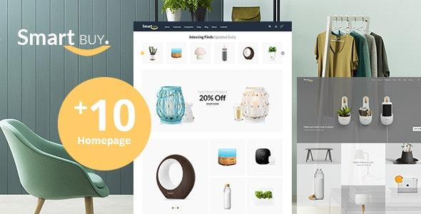 Smartbuy - Store Multipurpose HTML Template - Retail Site Templates