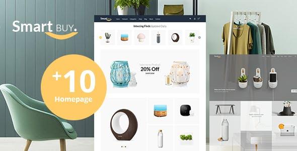 Smartbuy - Store Multipurpose HTML Template