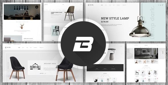 Benco - Responsive Furniture WooCommerce WordPress Theme - WooCommerce eCommerce