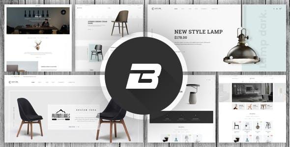 Benco - Responsive Furniture WooCommerce WordPress Theme