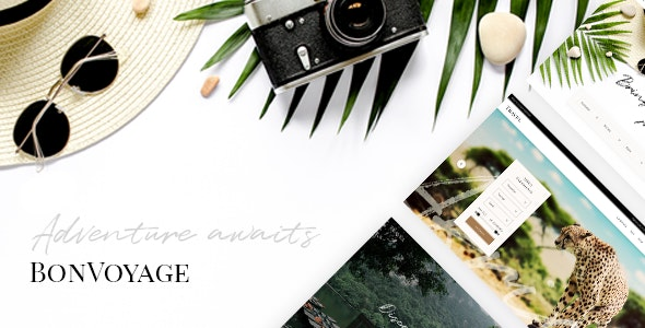 BonVoyage - Travel Agency and Tour Theme - Travel Retail