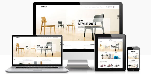 At Estilo Prestashop 1.7.x Theme for Home Decor & Furniture Store