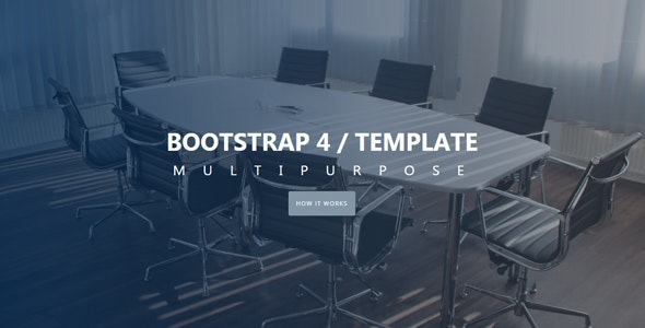 Stilus - Multipurpose Template Bootstrap 4 - Business Corporate