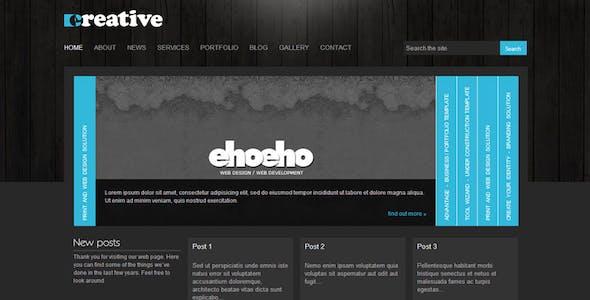 Creative clean Portfolio/Business Theme - 9 in 1