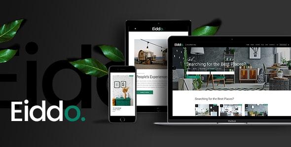 Eiddo - Real Estate and Realtor Theme - Real Estate WordPress
