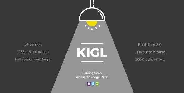 LIGL - Coming Soon Animated Mega Pack