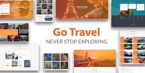 Go Travel - Travel Retail