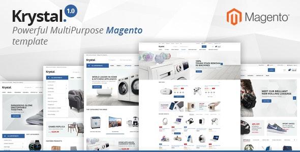 Krystal - Multipurpose Magento 2 Theme - Magento eCommerce