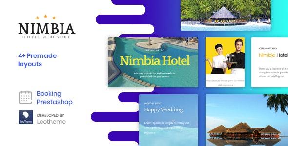 Leo Booking - Hotel & Resort Service Prestashop 1.6 & 1.7 Theme - Miscellaneous PrestaShop