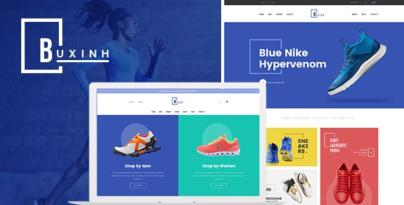 Leo Buxinh - Minimal Fashion & Shoes Prestashop Theme - Fashion PrestaShop