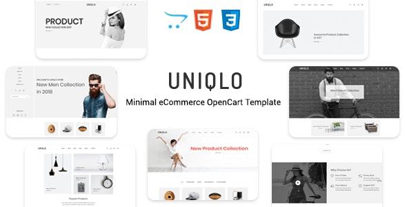 Uniqlo - Responsive Opencart Theme - Fashion OpenCart