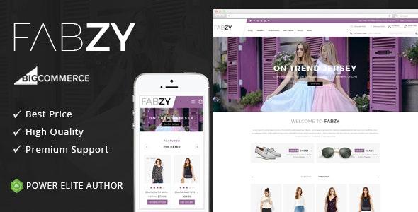 Febzy - Multipurpose Stencil BigCommerce Theme - BigCommerce eCommerce