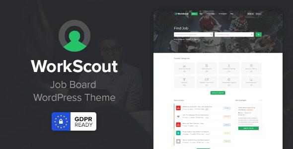 WorkScout - Job Board WordPress Theme by purethemes