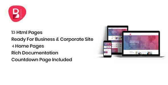 Bisinizi - Business And Corporate Template - Business Corporate