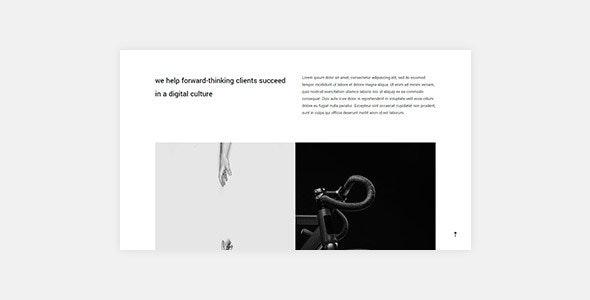 Sima - Minimal Portfolio WordPress Theme - Portfolio Creative