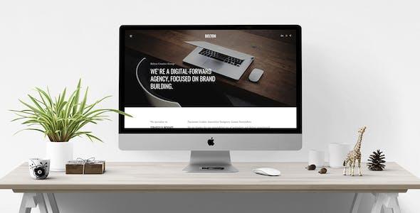 Belton – Minimal Multipurpose WordPress Theme