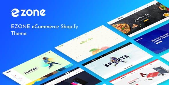 Ezone - multipurpose ecommerce shopify theme