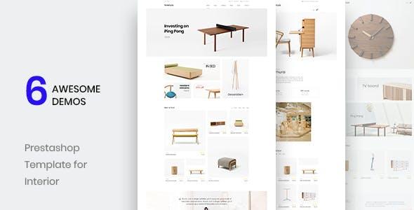 Leo Sutamura - Premium Prestashop 1.7 theme for Furniture & Decoration