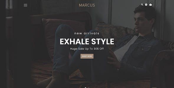 Marcus - Premium Multipurpose Magento Theme