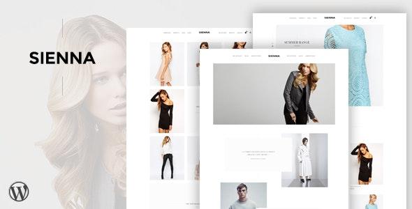 Sienna - Fashion WooCommerce WordPress Theme - WooCommerce eCommerce