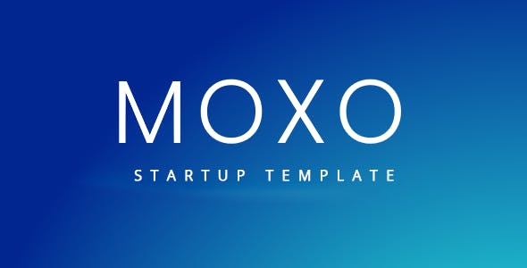 Moxo - Startup Template