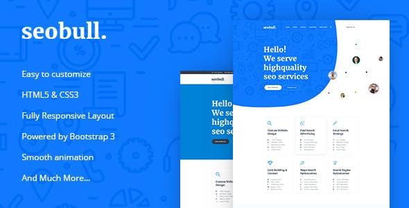 Seohub - Startup & Agency HTML Template