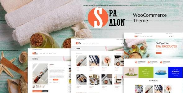 SPASALON - WooCommerce WordPress Theme - WooCommerce eCommerce