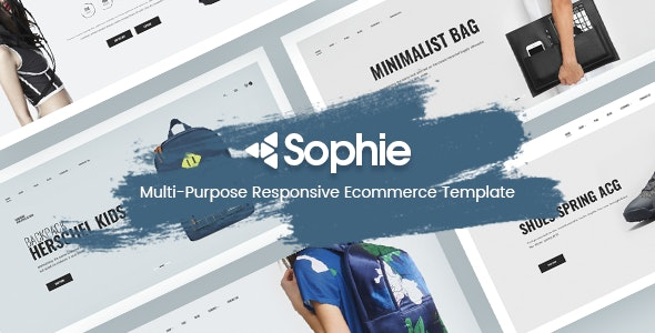 Sophie - Responsive PrestaShop Theme - Fashion PrestaShop