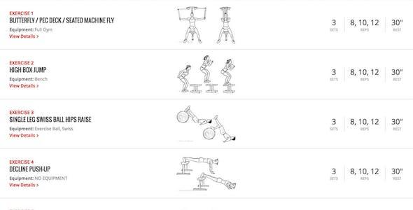Winner - Fitness & Gym WordPress Theme