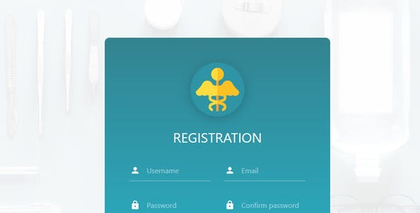 Sunray - Bootstrap 4 Medical Admin Dashboard Template For Hospital & Clinics