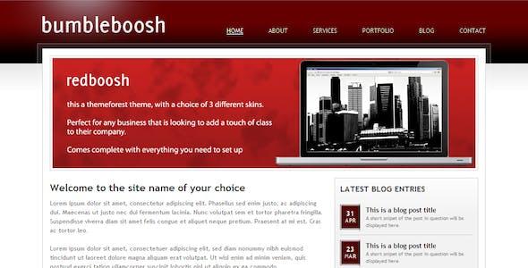 BumbleBoosh Business & Portfolio Theme - 3 in 1