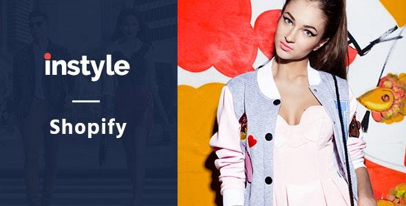 Instyle - Responsive Shopify Theme - Fashion Shopify
