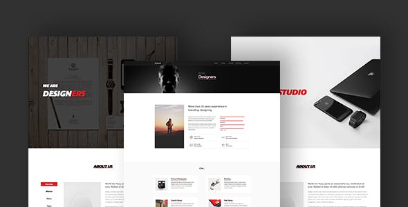 Download Hybrid - Multipurpose Muse Template