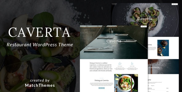 Caverta Restaurant theme