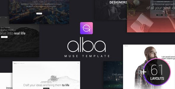 Download Alba Muse Template