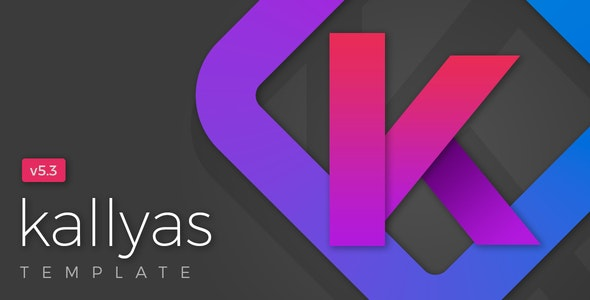 KALLYAS - Gigantic Premium Multi-Purpose HTML5 Template + Page Builder - Creative Site Templates