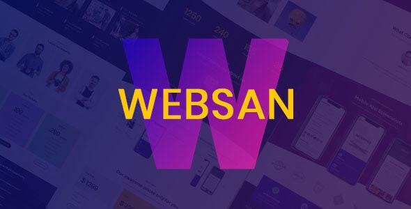 Websan - One and Multipage Business Template - Business Corporate