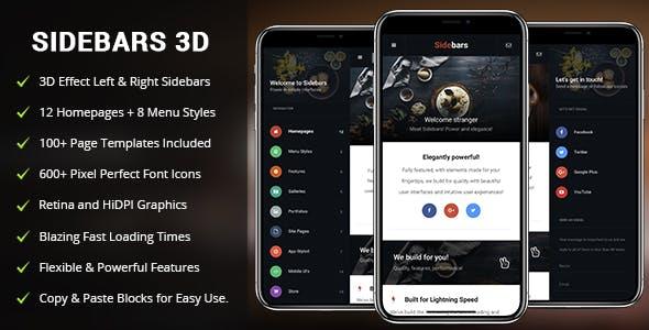SideBars 3D Mobile
