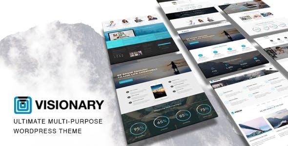 Vision - Multi-Purpose WordPress Business Theme