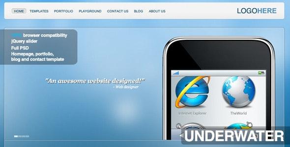Underwater - Marketing Corporate