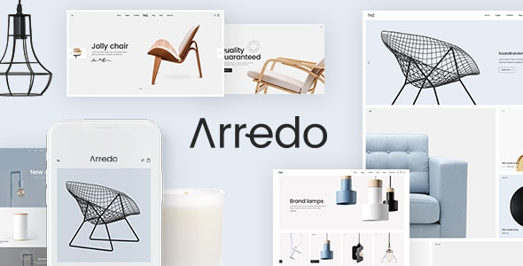 Arredo - Clean Furniture Store - WooCommerce eCommerce