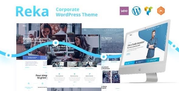Reka | Business - Business Corporate