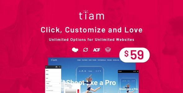 Tiam | Responsive Multi-Purpose Theme - eCommerce WordPress
