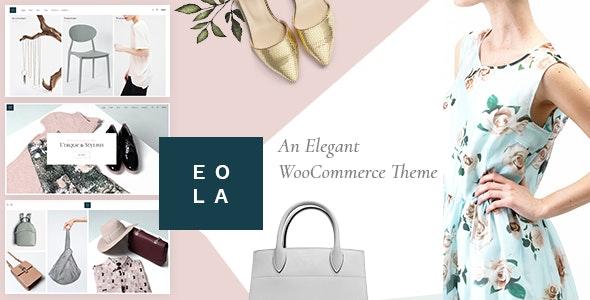 Eola - Elegant WooCommerce Theme - WooCommerce eCommerce