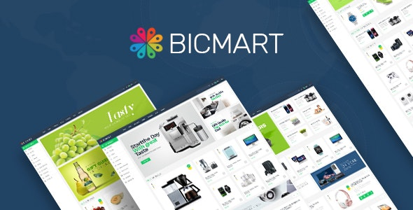 Ap Bicmart Responsive BigCommerce Theme - BigCommerce eCommerce
