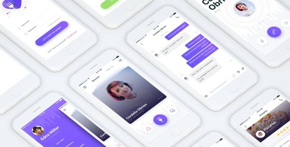 Kostenlose Porzellan-Dating-App