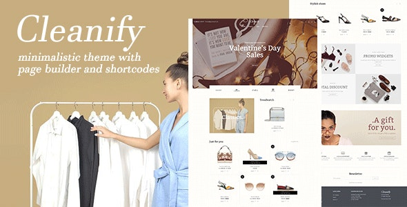 Cleanify - Responsive Shopify theme with sections - Fashion Shopify