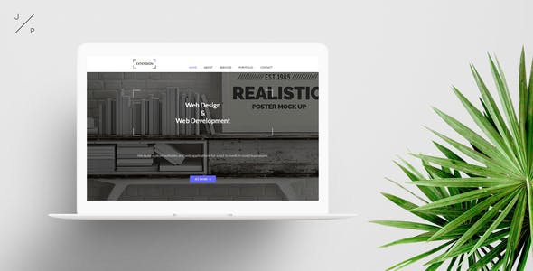 EXTENSION - Agency Muse Template